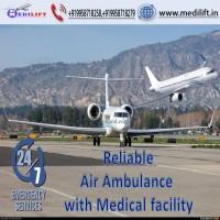 Choose High Standard Air Ambulance Service in Mumbai by Medilift